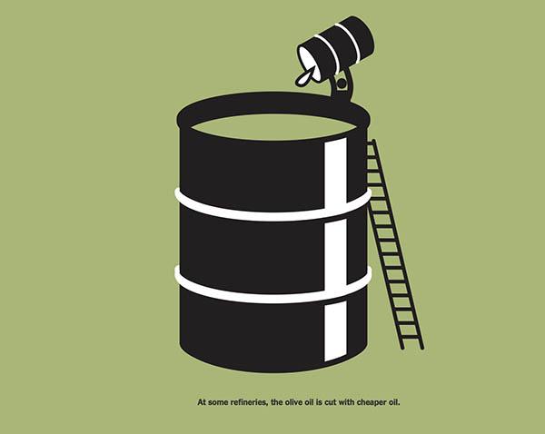 raffinazione olio