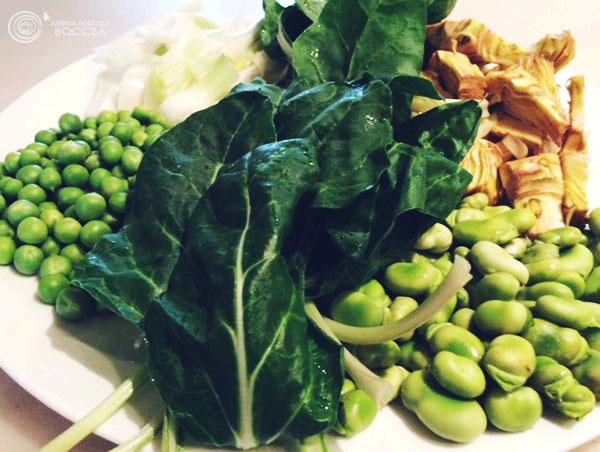 ingredienti vignarola azienda agricola boccea
