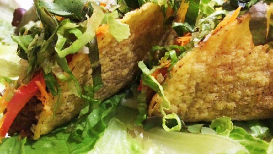 Tacos di Manzo Piccante