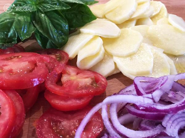 azienda agricola boccea agricoltura biologica biodinamica roma ricette sformato di patate estivo copia