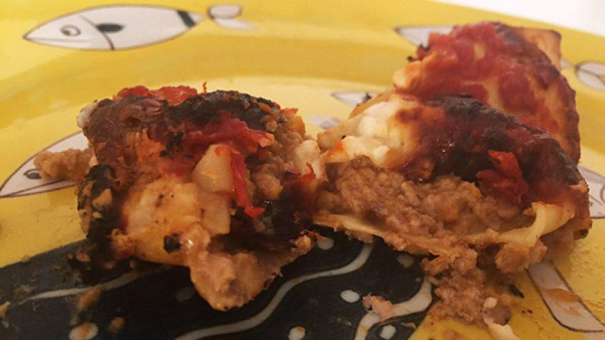 Cannelloni ripieni di Manzo