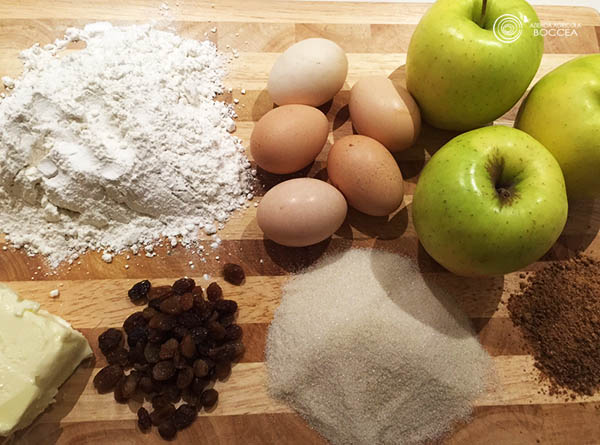 agricola-boccea-torta-di-mele-rovesciata-caramello-agricoltura bio copia