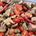 Insalata di Carne di Manzo alla Parlermitana