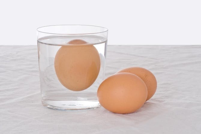 Ecco il Test che ti Aiuta a Capire se le Uova Sono Ancora Buone