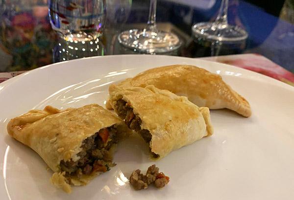 Le Empanadas di Carne di Rocio