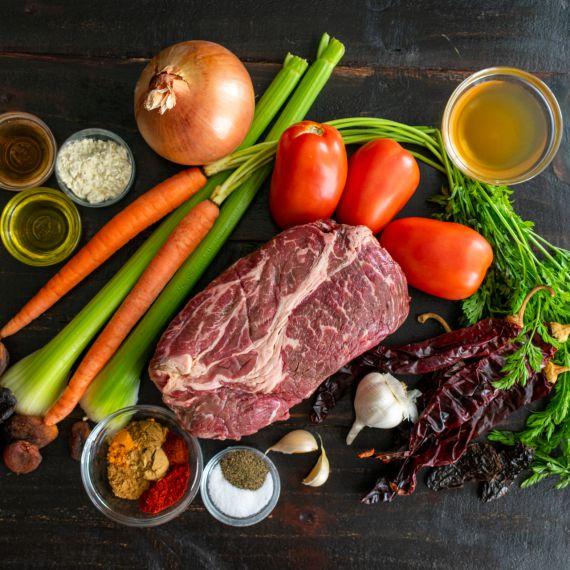 bistecche di manzo biologiche