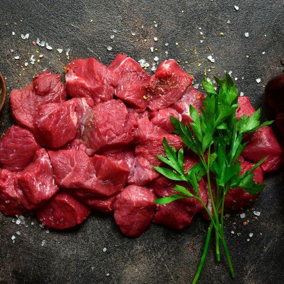 spezzatino di carne di manzo